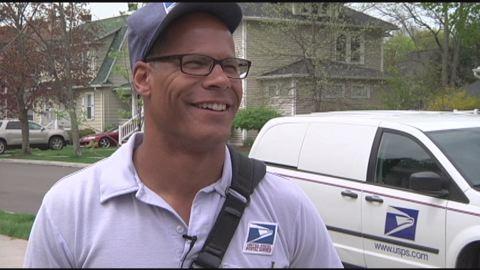 Binghamton USPS letter carrier recognized as 'real hero