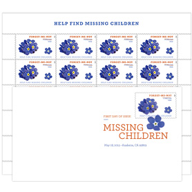 Missing Children DCP Keepsake
