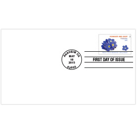 Missing Children First Day Cover