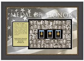 Medal of Honor: Vietnam War Framed Art
