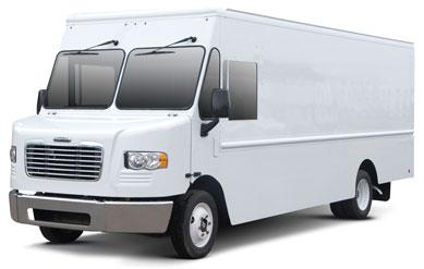 Morgan Olson Walkin Van