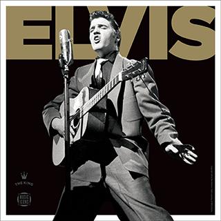 Postal Service Previews Elvis Presley Forever Stamp