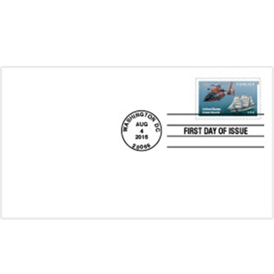 First-day cover