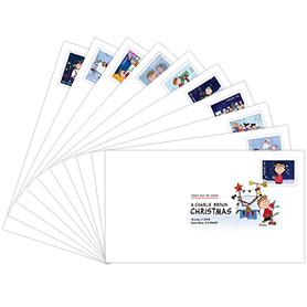 A Charlie Brown Christmas Digital Color Postmark