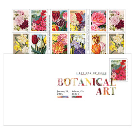 Botanical Art DCP Keepsake