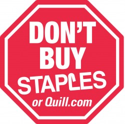 Dont Buy_StaplesQuill