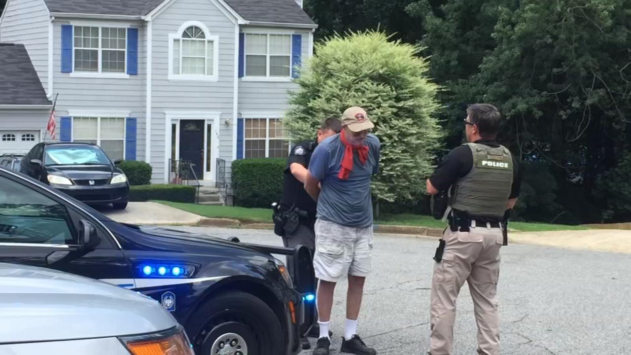 Video Georgia Rural Carrier Arrested Accused Of Stalking