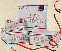 Priority Mail packages