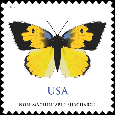 California Dogface stamp