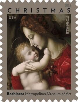 Christmas Forever stamp