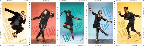 Tap Dance stamps