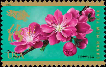 2019 Christmas Stamps.Usps Christmas Stamps 2019 Christmas 2019